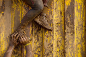 Trudging Through the Mud and the Muck of Life