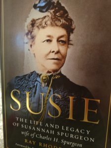 Susie by Rhodes and Moody Publishers