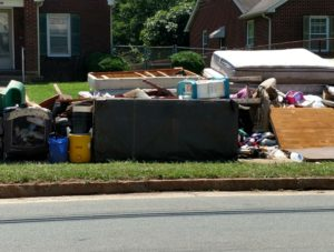 curbside trash pickup and building healthy family relationships